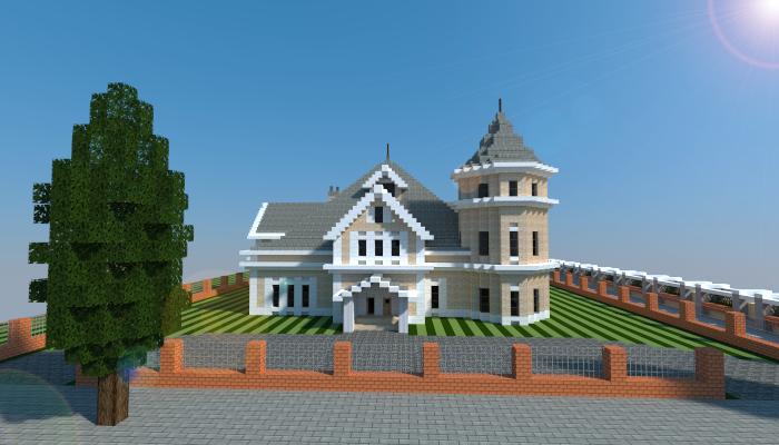 Victorian House Creation 6078