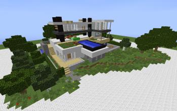 Luxury House #1