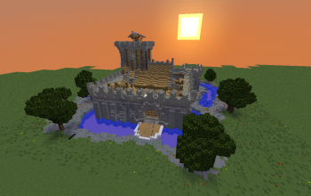 Medieval fortress/castle