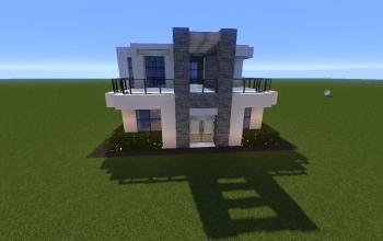 13x13 Modern House 4