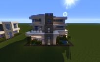 15 x 15 Modern House 2