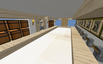 Trading Hall (Most Compact Possible)