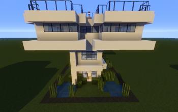 13x13 Futuristic Build