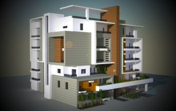 Medium Modern Apartments