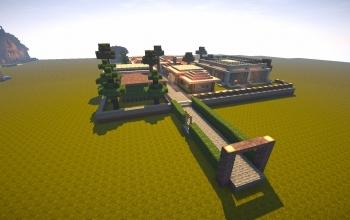 small mod village