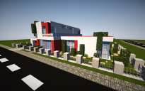 Modern House 1(furnished) By MintyTramp29