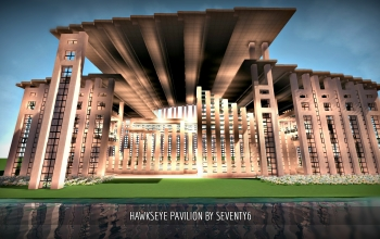 Hawkseye Pavilion