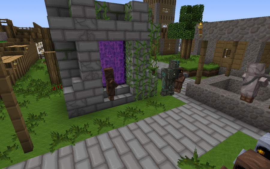 Nether Portal Creation 635