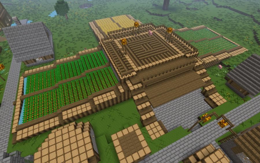 Hyper Farm Creation 638