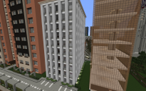 Office Tower, with 56 fully furnished business units