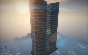 Hotel towers
