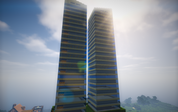 Hotel towers (Unfurnished version)