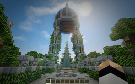 Neftornia HUB/ Lobby - Spawn, creation #6547