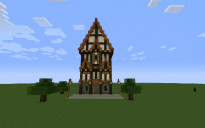 Small Medieval Townhouse