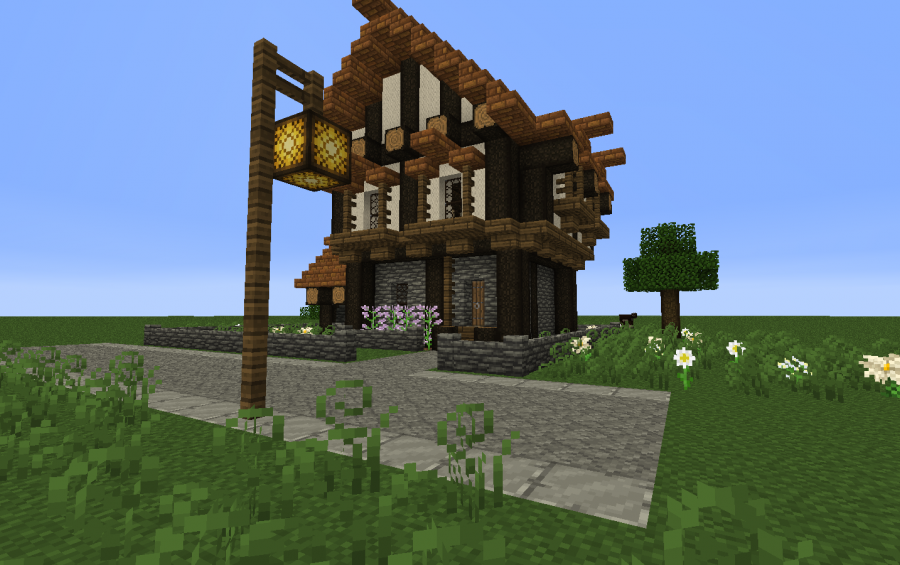 Small Medieval House Creation 6582
