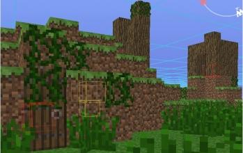 Shrek Swamp island