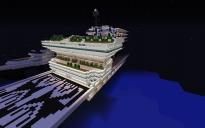 Luxuiry Cruise Ship