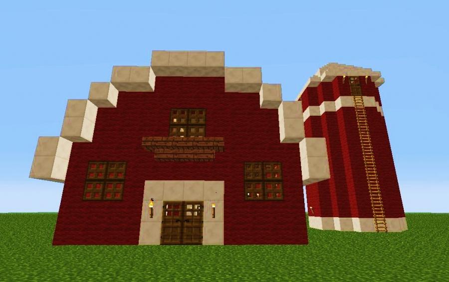 Small Barn 1, creation #666