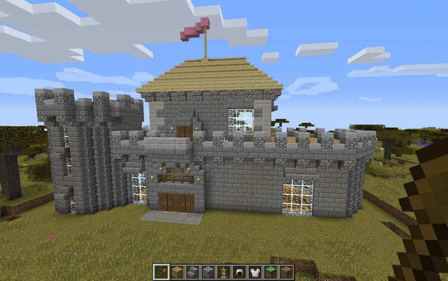 Minecraft Castles creations - 6