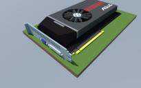 NVIDIA GeForce GTX 550 Ti 1GB GDDR5