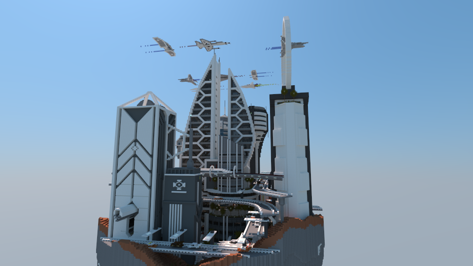 Small Space City Creation 6771