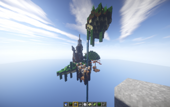 Double Floating Island