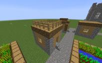 "NPC Village ""house with fences"""