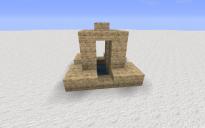 desert fountain