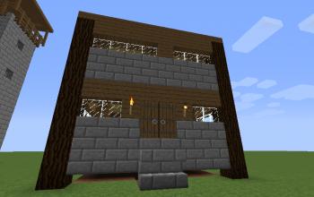 Raised House