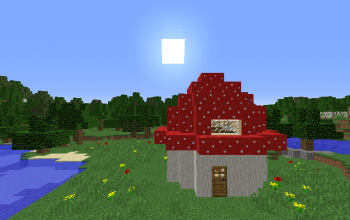 Mushroom Hut (Updated for 1.8.9)