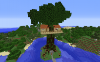 Tree House (Updated for 1.8.9)