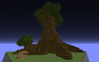 Mining Tree House (Facing West)