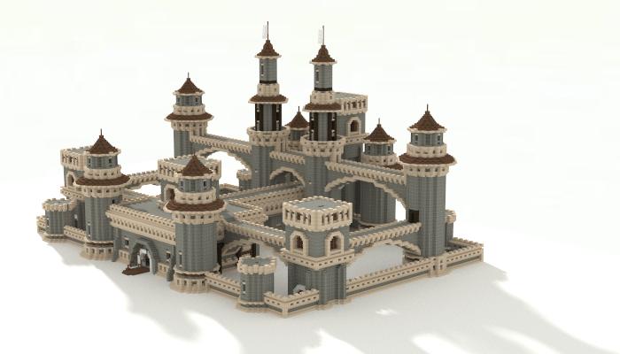 Fantasy Fort Creation 6858