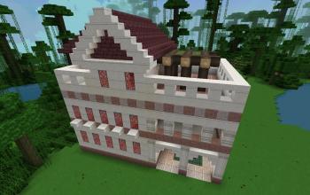 Classic Roman Villa (Mansion)