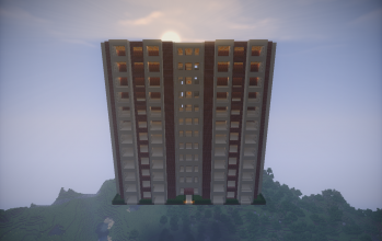 Hotel Building (unfurnished)
