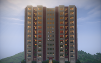 Hotel Building (furnished)