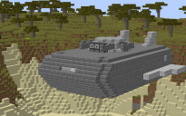 ATVOTA-2 Airship Personnel Carrier