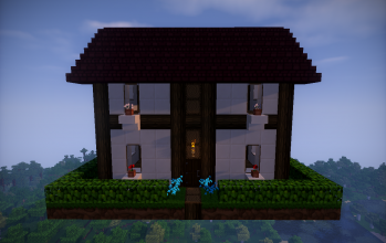 German House (unfurnished)