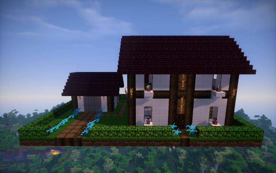 german house (furnished), creation #6951