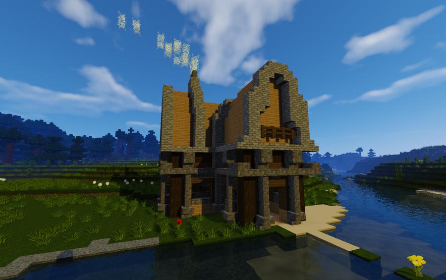 74+ farm house minecraft - small farmhouse barn, minecraft home