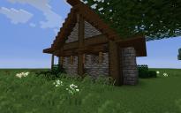 Small Medieval Farm House
