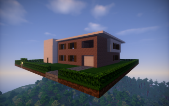 Simple Modern House (unfurnished)