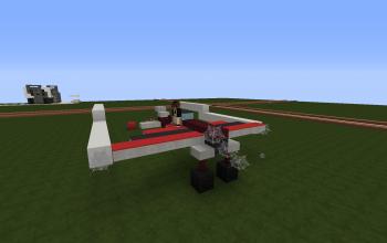 Simple Stunt Plane