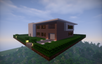 Simple Modern House (furnished)