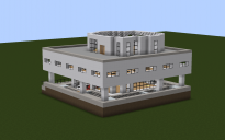 Lego Architecture: my rendition
