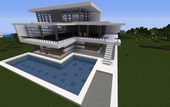 Medium Modern Home 1