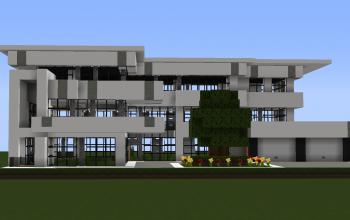 Medium Modern House 3