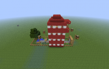 The Minecraft Hotel
