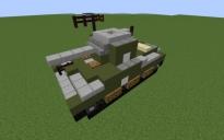 Tank Sherman M4A1