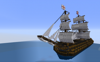 HMS Victory [Fully Furnished]
